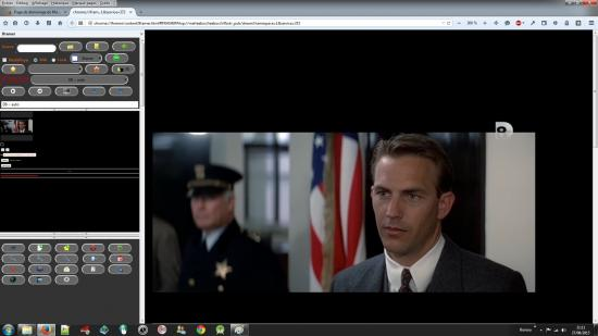 Zoom Function / Media Player in Main Browser